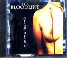 THE BLOODLINE Opium Hearts CD EXCELLENT
