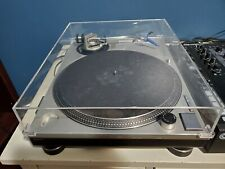 Technics SL 1200 dust cover