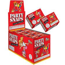 (50 PCS) Unit Fun Snaps Snap Party Bag Filler Kids Adults Loot Pack Loud Bang