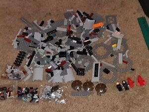 Lego Star Wars Death Star Final Duel 75291 incomplete set parts 3 Minifigures