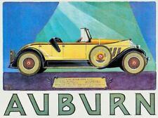 Cars Reproduction Art Posters