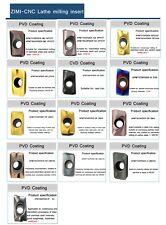 90° APMT1135 APMT1604 R0.8 Carbide milling insert Square shoulder milling cutter