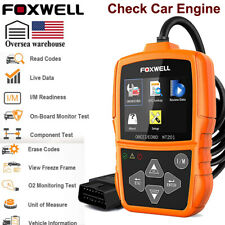 FOXWELL Automotive OBD2 Scanner Car Engine Fault Diagnostic Tool OBD Code Reader