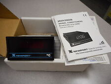 NEWPORT ELECTRONICS 202A-RC C1 THERMOCOUPLE PANEL METER SIGNAL CONDITIONER 230V
