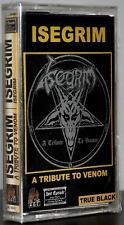 """Isegrim """"A Tribute To Venom / Isegrim"""" Seltene russische Kassette! Versiegelt!"""