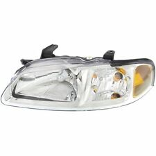 New NI2502149 Driver Side Headlight for Nissan Sentra 2002-2003