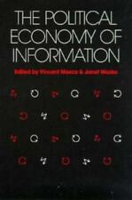 Political Economy of Information (Studies in Communication and Society-ExLibrary