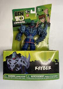 "Ben 10 Omniverse - Hyper Alien Khyber 7"" Action Figure Cartoon Network"