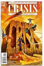LEGENDS OF THE DC UNIVERSE: CRISIS ON INFINITE EARTHS #1(2/99)JLA(CGC IT)9.8!!!!