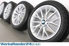Original BMW 1er F20 F21 2er F22 17 Zoll Alufelgen 380 Winterräder RDCi RFT OB3