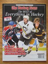 WAYNE GRETZKY MARIO LEMIEUX BOBBY ORR The Hockey News 2003 Magazine