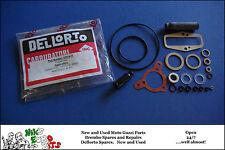 MOTO GUZZI LEMANS I/II/III DELLORTO PHF 30-36mm Ein/B/D VERGASER DICHTUNGSSATZ