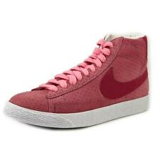 Nike Flat (0 to 1/2 in.) Suede Athletic Shoes for Women