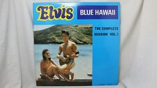 A11 RARE! ELVIS PRESLEY - BLUE HAWAII THE COMPLETE SESSION Vol 1-4 - 4 Album Set
