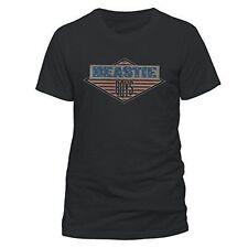 Beastie Boys Diamond Mens T-shirt Licensed Top Black S