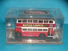 CORGI -DAIMLER CW  UTILITY BUS LONDON TRANSPORT - 1/76  - LIMITED EDITION