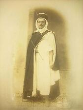Godefroy Foto por Marius MORO orientalista c 1900 Biskra Argelia Studio