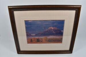 Thomas Mangelsen Changing Seasons Limited Edition Grand Teton National Park 1980
