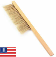 16 Wooden Brushes Bee Hive Brush Beekeeping Equipment Beehive Tool Natural 2021
