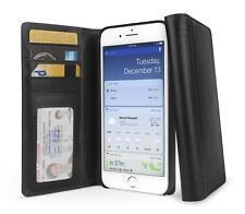 TwelveSouth Journal Leder Folio Etui Tasche Hülle Schwarz f. Apple iPhone 6 Plus