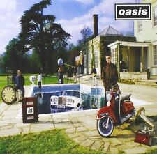 Oasis -  Be Here Now / SONY CD 1997