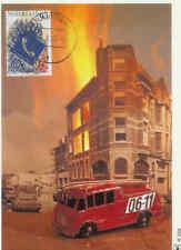 Nederland Maximumkaart 1990 Molenreeks R206 - Landelijk Alarmnummer