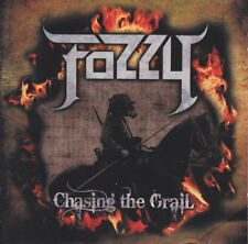 Fozzy – Chasing The Grail CD Chris Jericho of Wrestling Fame