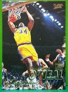 Shaquille O'Neal regular card 1997-98 Fleer #100