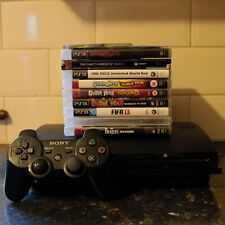 Sony Playstation 3 160GB Console Bundle: 15 Games PS3 Kids Childrens Boys PAL
