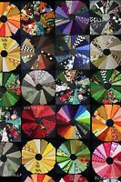 30 PATCHWORK Pieces CHARM PACK - Packs  Bundle - 100% COTTON Quilting Fabric