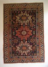 Schöner alter Handgeknüpfter Teppich LESGHI LESGI Kazak Kaukasus Kasak old Rug