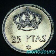 ESPAÑA 1975 *79.  25 PESETAS SIN CIRCULAR.