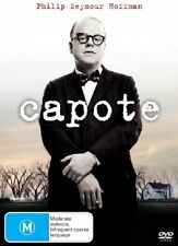 CAPOTE - Philip Seymour Hoffman (DVD, R4, Free Postage)
