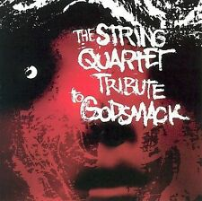 The String Quartet Tribute to Godsmack by Various Artists CD Awake Faceless Rock