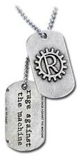 Rage Against the Machine dog tags - Alchemy Gothic Poker Jewellery DT47