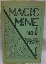 Magic Mine #1 by Stewart James