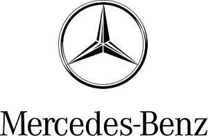 Mercedes-Benz GL-Class Genuine Rear Left Door Moulding GL320 GL350 GL450 GL550
