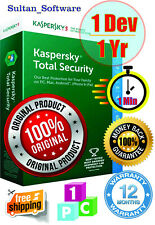 Antivirus KASPERSKY TOTAL Security 2020⭐1PC/Mac/1Year⭐Fast Delivery @email⭐