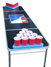 GoPong N-Ice Rack Freezable Beer Pong Rack Set, Includes 2-Racks, 3-Balls Nice