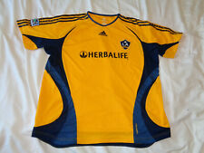 Mens Adidas Los Angeles Galaxy Herbalife Formotion Practice Jersey Size 2XL/XXL