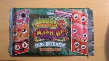 MOSHI MONSTERS 'MASH UP' CODE BREAKERS TRADING CARDS
