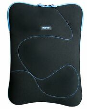 "PORT Designs DELHI 15""-16"" Laptop Notebook Skin Sleeve Case Bag Pouch Blue 15.6"""