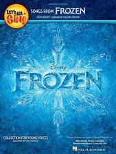 Lets All Sing Songs from Frozen: Collect