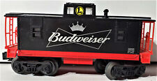 Lionel *Budweiser Lighted Caboose *O Scale