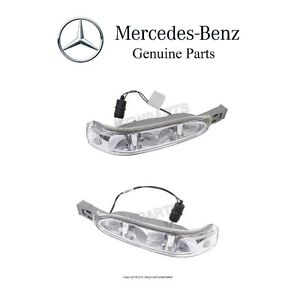 For MB W164 X164 Pair Set of Left & Right Door Mirror Turn Signal Lights OES