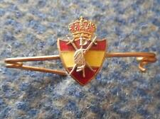 SPAIN FEDERATION FENCING OLD VERY RARE ENAMEL PIN BADGE