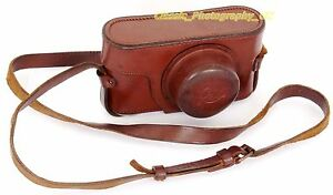 REID I Reid II REID III fit Leather Camera Case by Reid & Sigrist Ltd Leicester