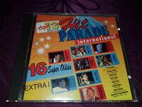 CD Club Top 13 / Die Hitparade -International Extra 1 - 16 Super Oldies - Album