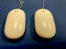 2 Apple Mighty Mouses, USB - used