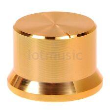 50pcs 30X18mm Gold FOR JRC RECEIVER AMPS Aluminum KNOB